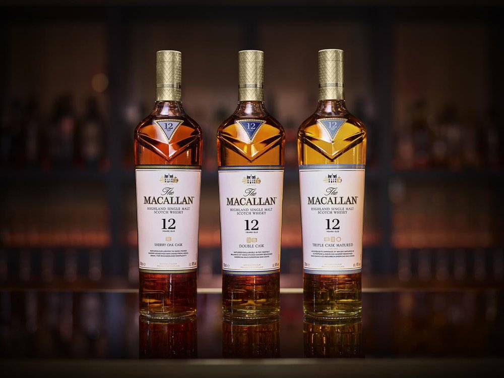 One Drink, Three Ways: The Macallan 12 Year Old Double Cask — The Three  Drinkers