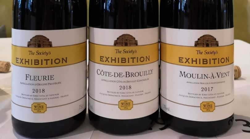 Beaujolais the wine society the three drinkers.jpg