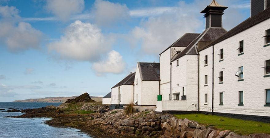 Visit Islay with a Rabbie's tour.
