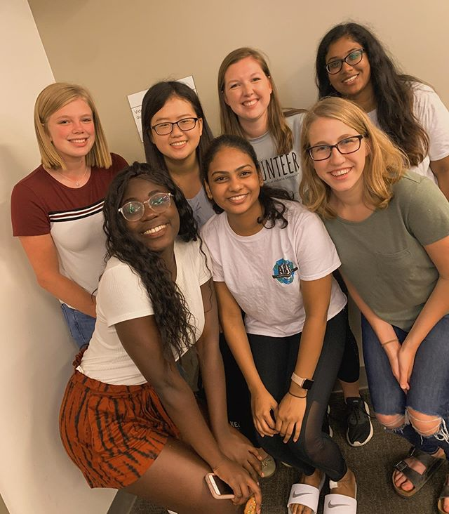 A few things things:  1. HEY to all of our new followers!  2. YAY for an awesome call out meeting! Thank you to everybody who attended. We hope our opportunities sparked your passion to serve others!  3. Our application is LIVE! It will be open until September 19 at 11:59 PM. Find the link to apply in our bio, on our website, and in your email inbox. If you're not on our email list yet, you'll find the link to join it in our bio too!  4. Here's to an awesome year of being change makers! 💛🌟💫🌎