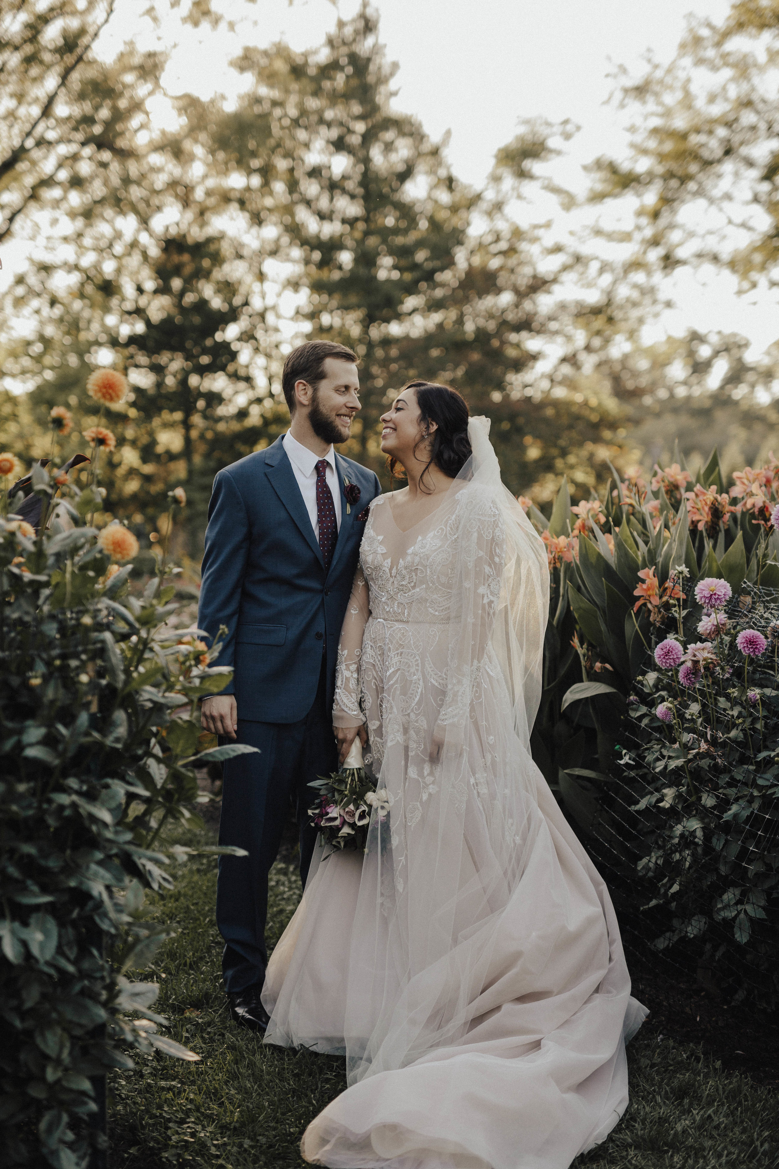 The Cylburn Arboretum  - gorgeous inside and out! Clyburn's grounds are well kept and make a wonderful location for outdoor ceremonies + receptions. The getting ready space is beautiful too!