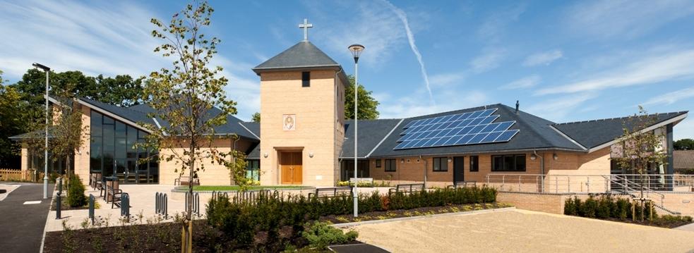 Sacred Heart Church,Waterlooville, Hampshire
