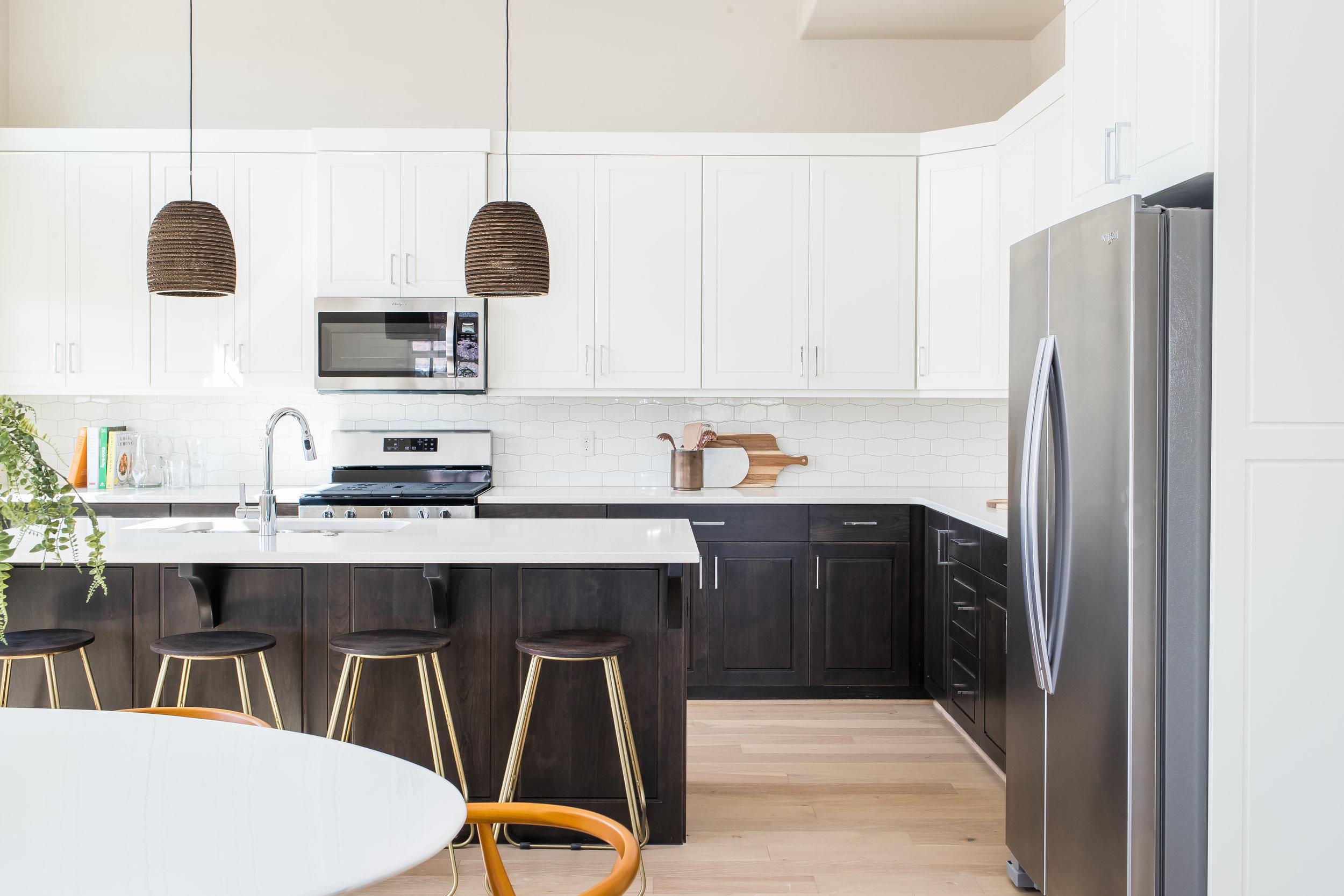 Upper Level - Kitchen