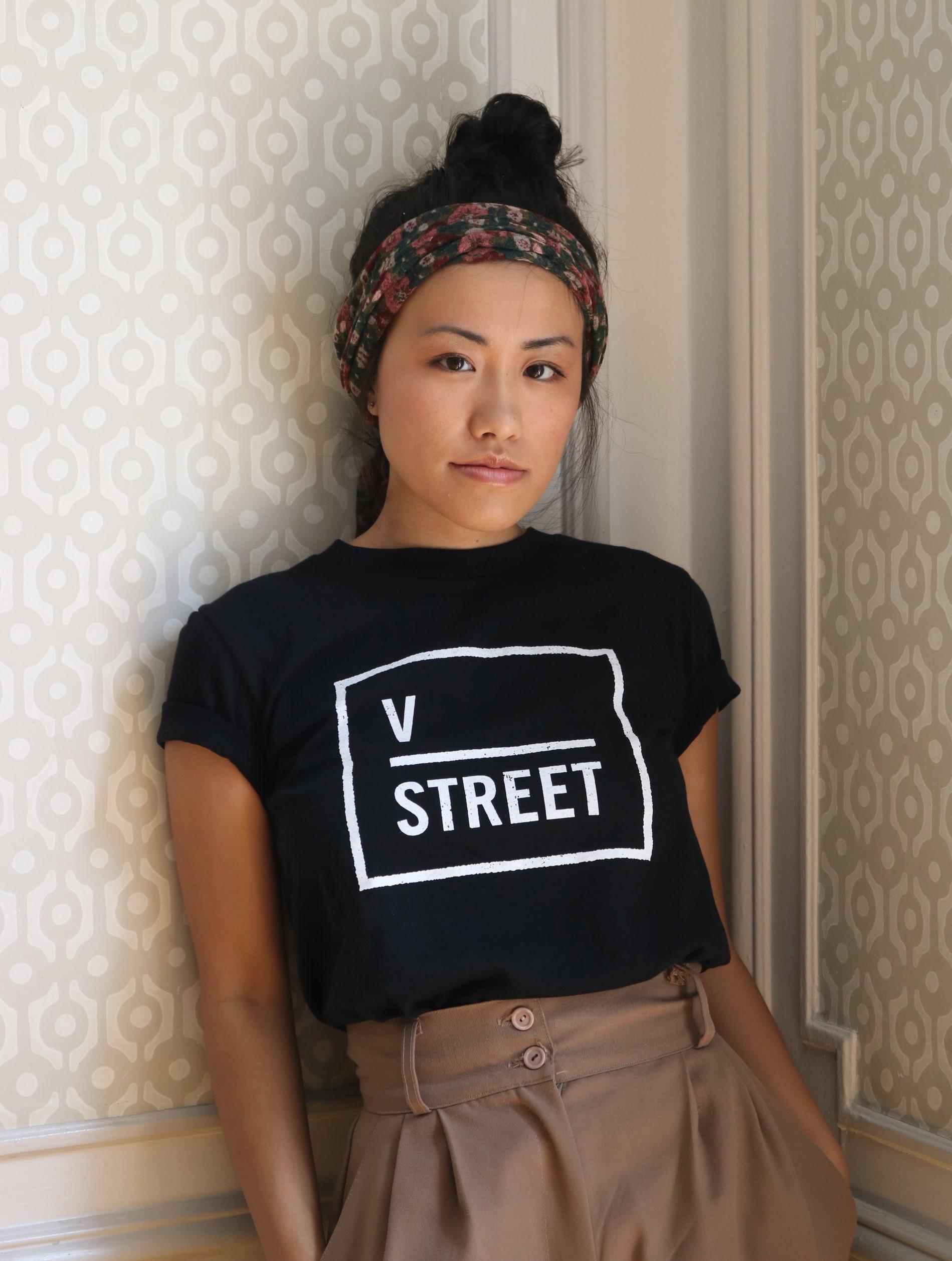 V Street Tee Shirt