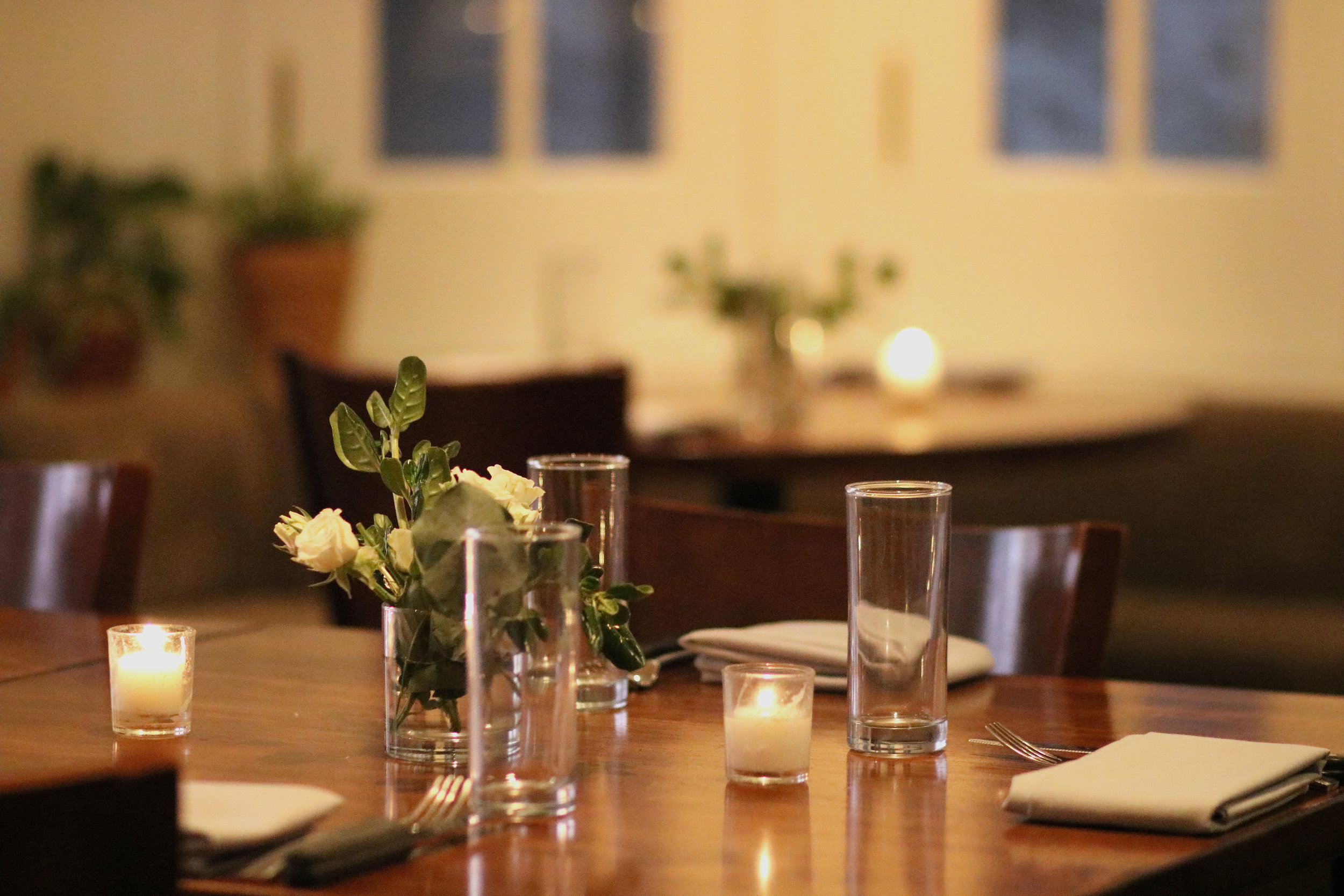 Reservations — Vedge Restaurant