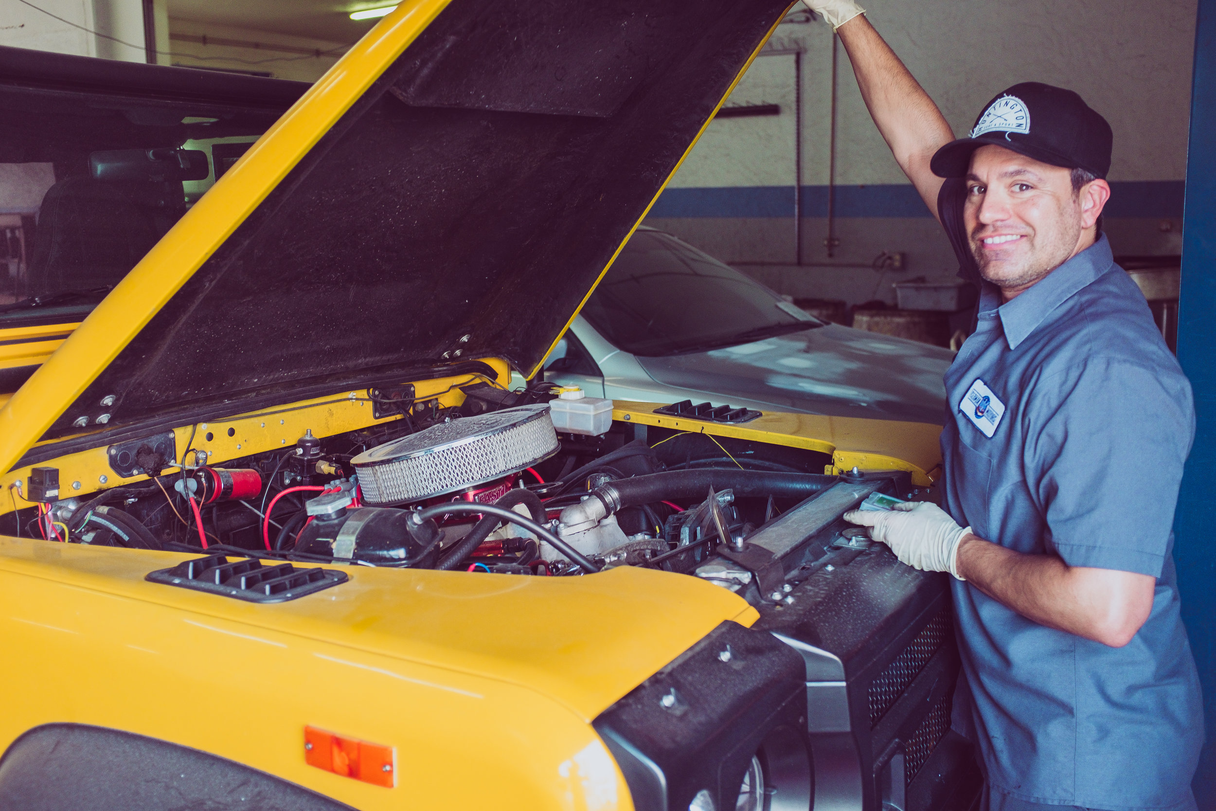 """We pay attention to the """"check engine"""" light on our car -but when it comes to our mental health, what """"lights"""" indicate we need a tune-up? - By Audrey Hardin, LPC"""
