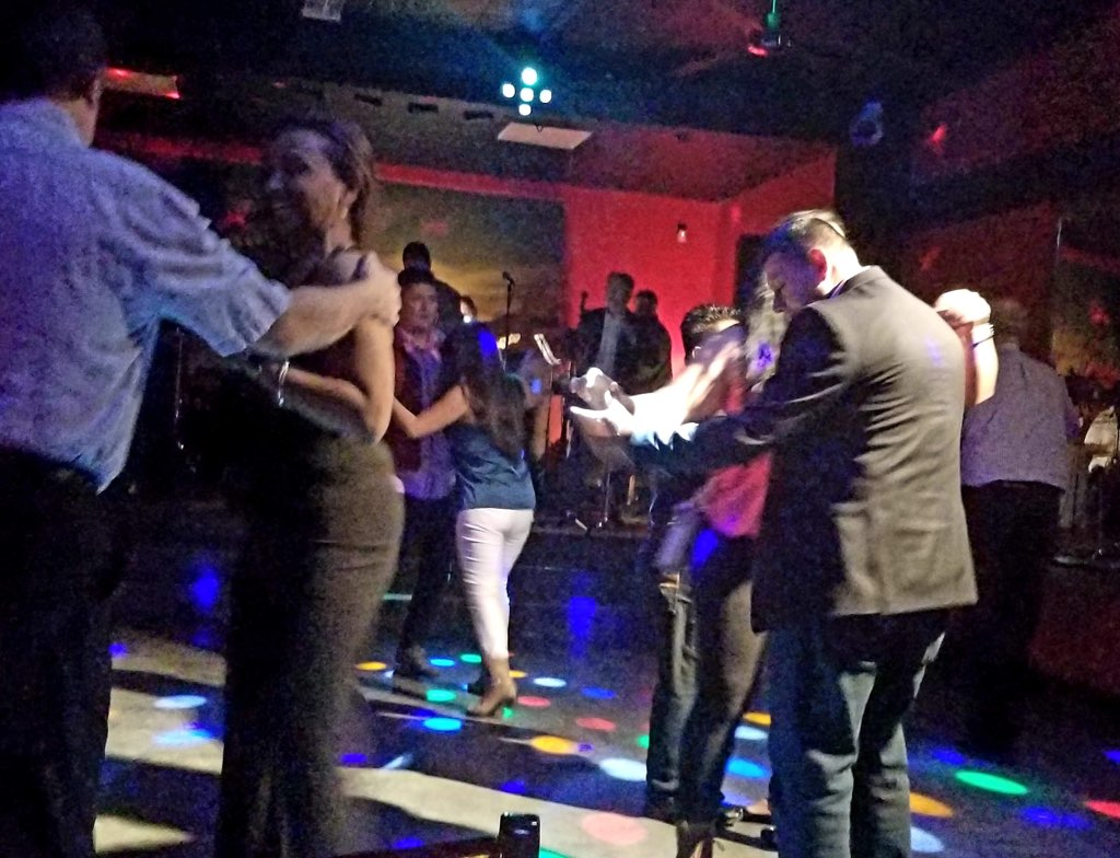 Alegria Latin Dance Club 3/23