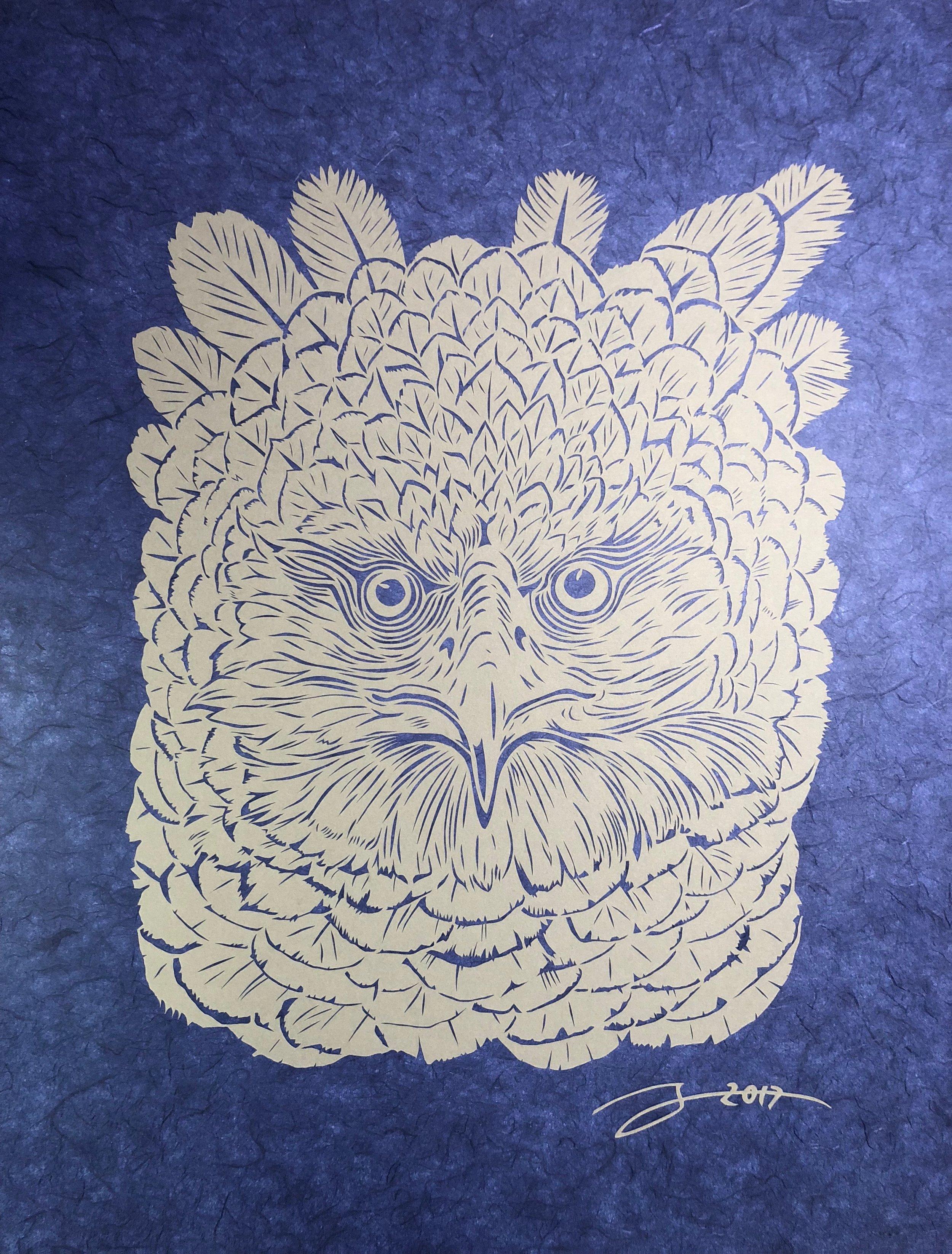Harpy Eagle No. 1