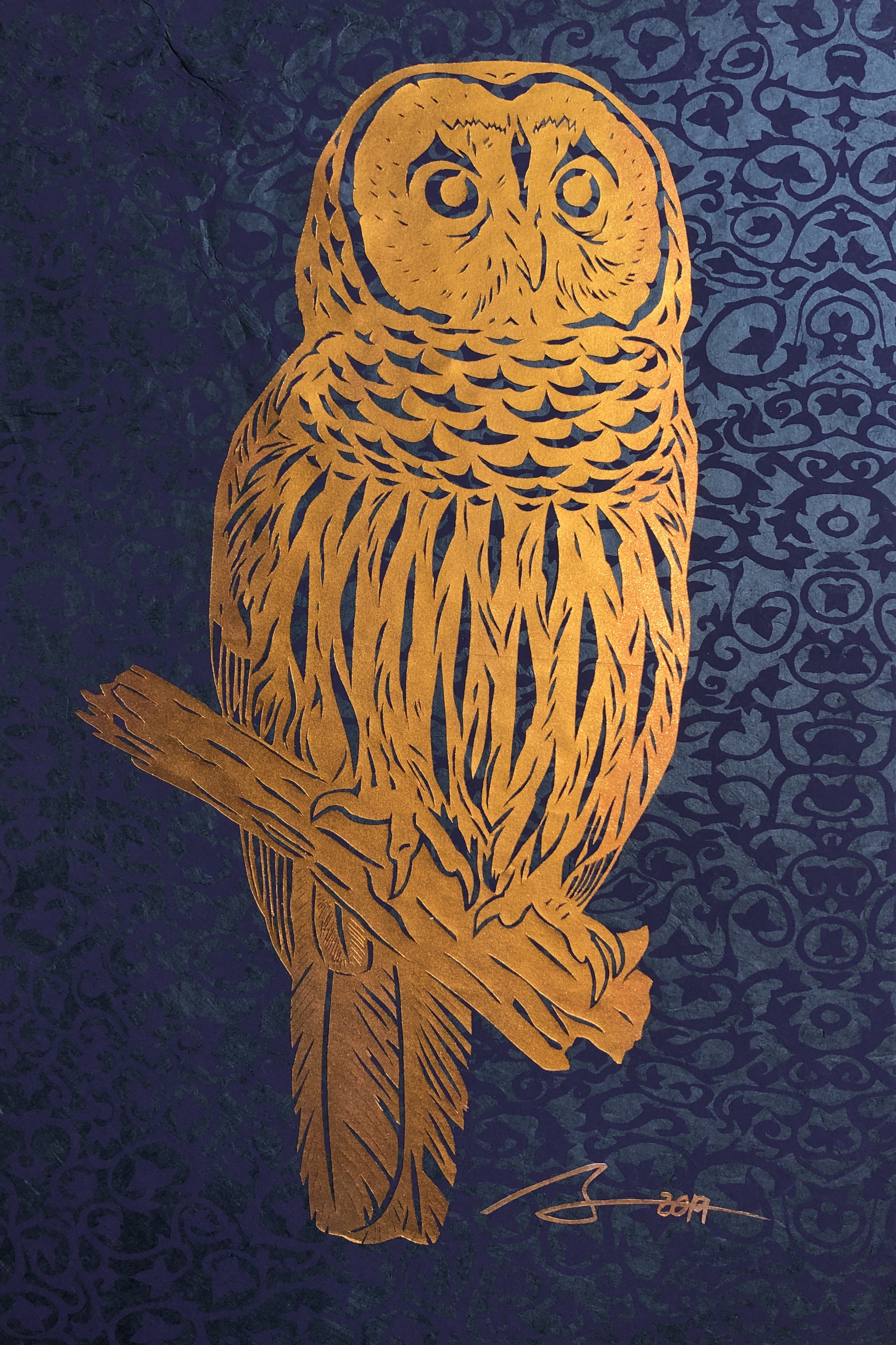 Whiskey Owl
