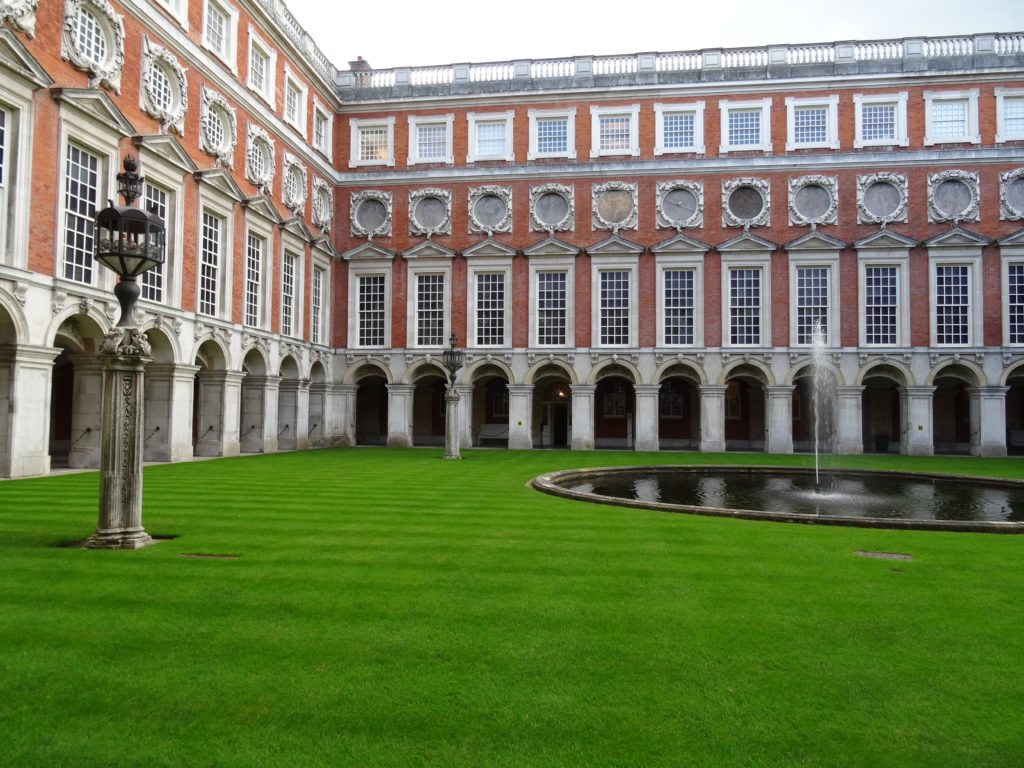 Hampton Court Palace, United Kingdom