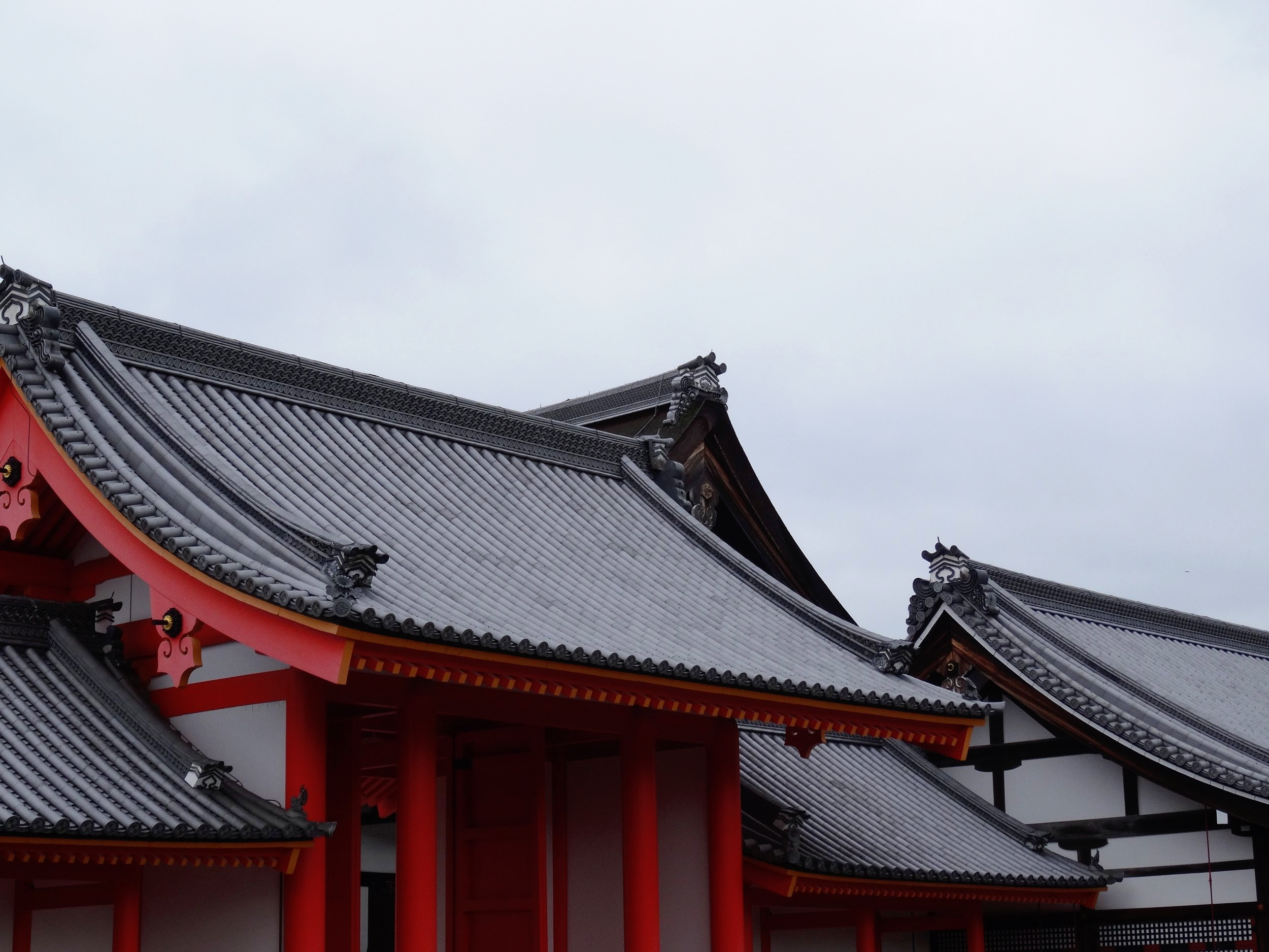 Imperial Palace, Kyoto, Japan