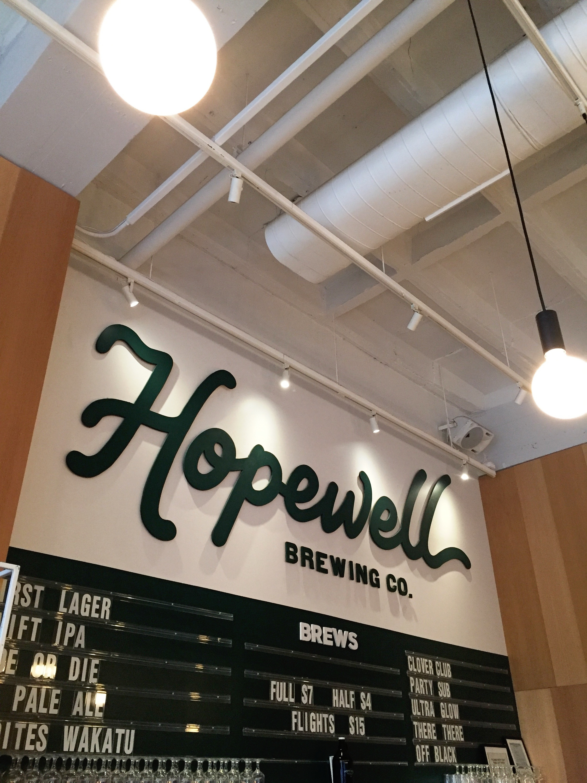 Hopewell Brewing Co, Chicago