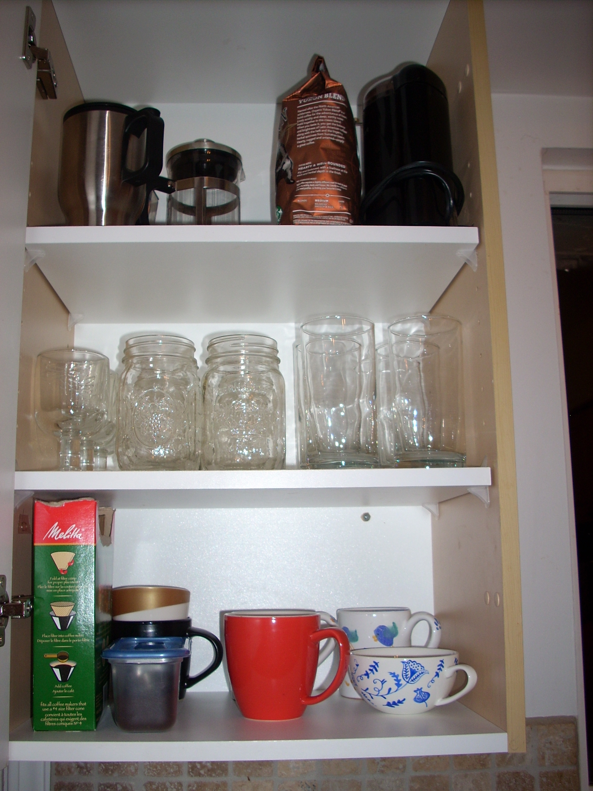 After-Kitchen cupboard