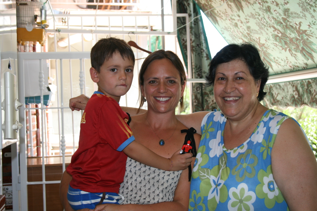 Liz and Gogi Arroyo who inspired our cultural programs, mission, and name!