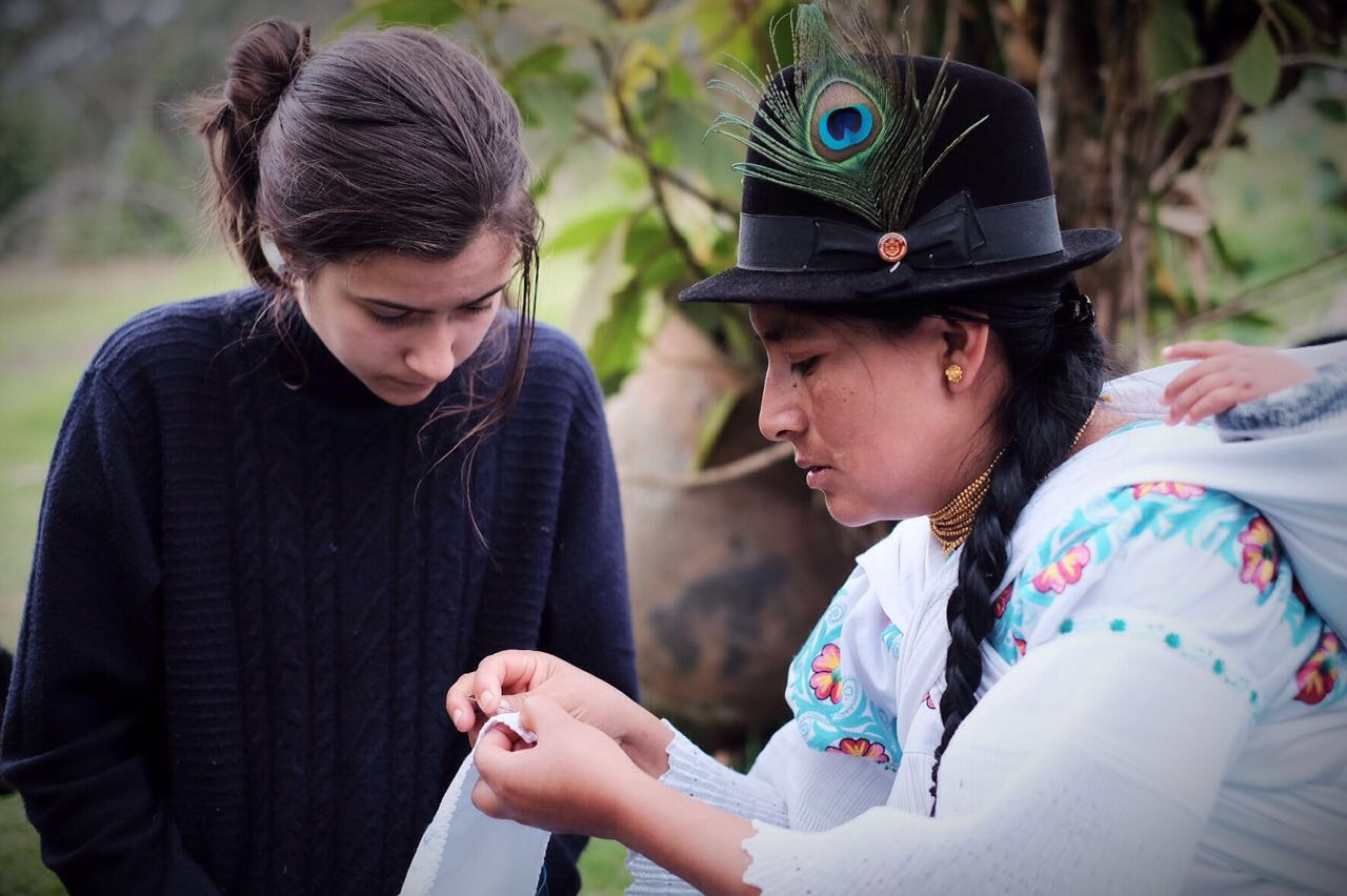 Explore with confidence - Traditional farming and building methods, craft work, art, music, explorations of the natural environment - Gogi Abroad brings students into the true culture of the region.We offer travel experiences with a unique blend of independence and support, giving you the structure and security you need to feel truly at home in the world.