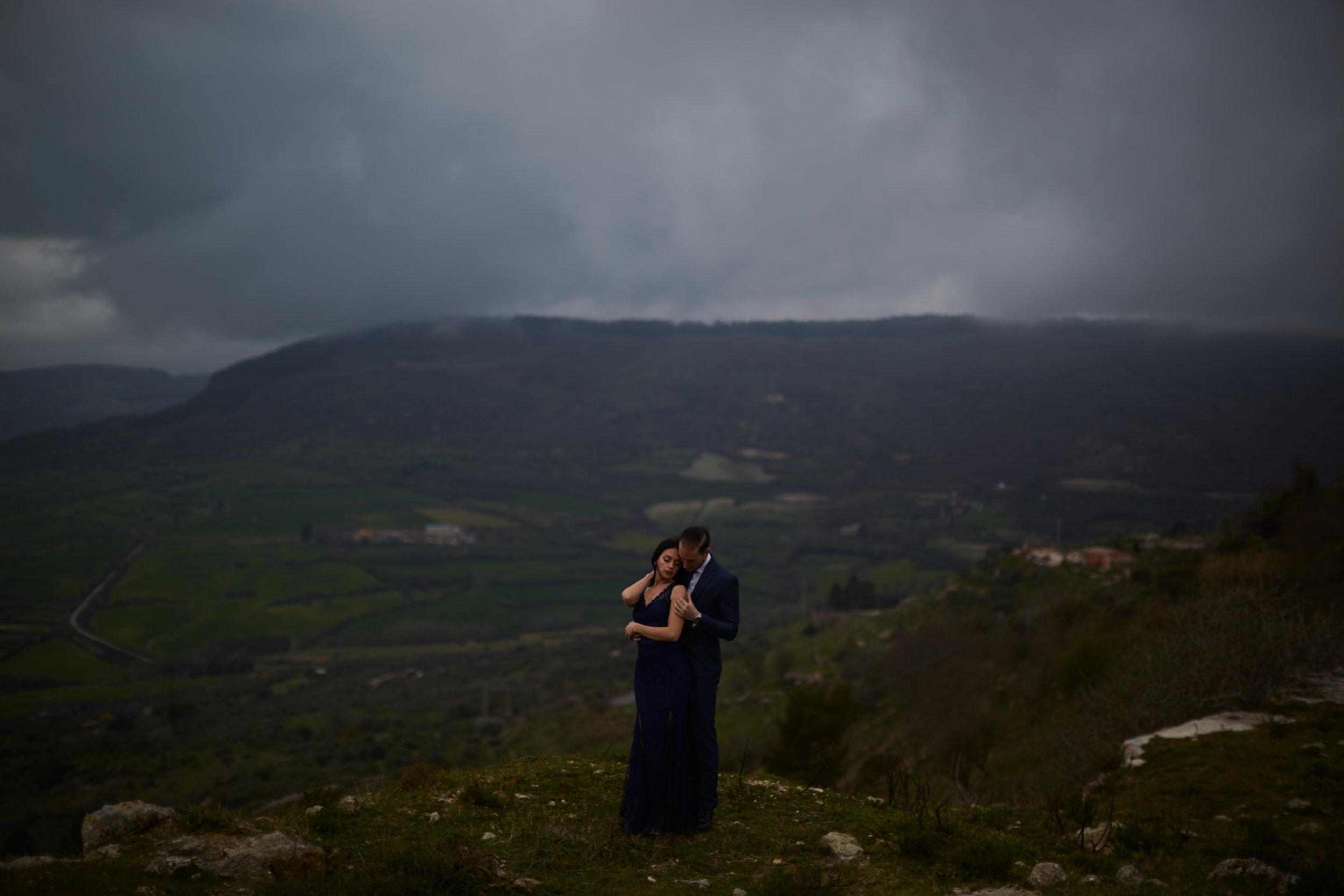 Ottavia + Marco Sicily Italy