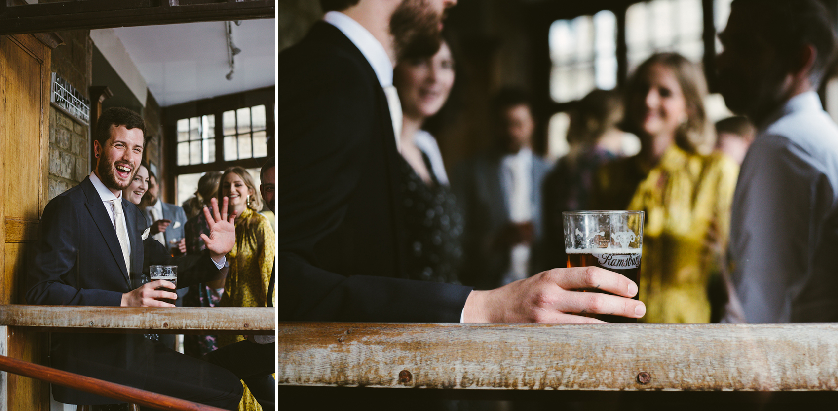 1_Lisa & Christy Malmesbury Wiltshire Documentary Wedding Photographer-95.jpg