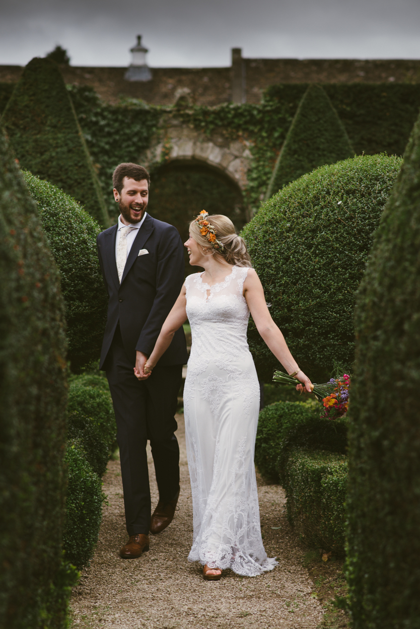 2_Lisa & Christy Abbey House Gardens Wiltshire Documentary Wedding Photographer-481.jpg