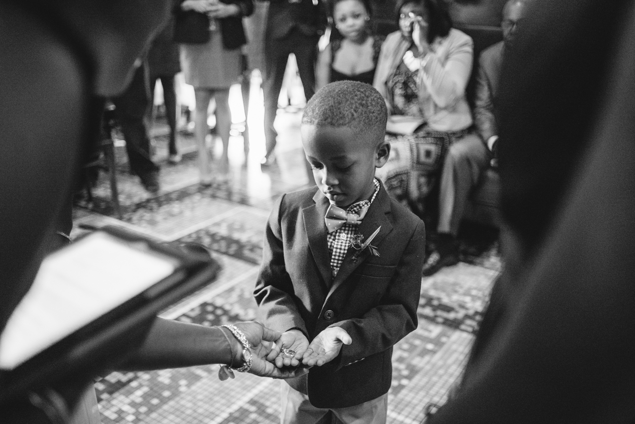 Different ideas for a ring bearer