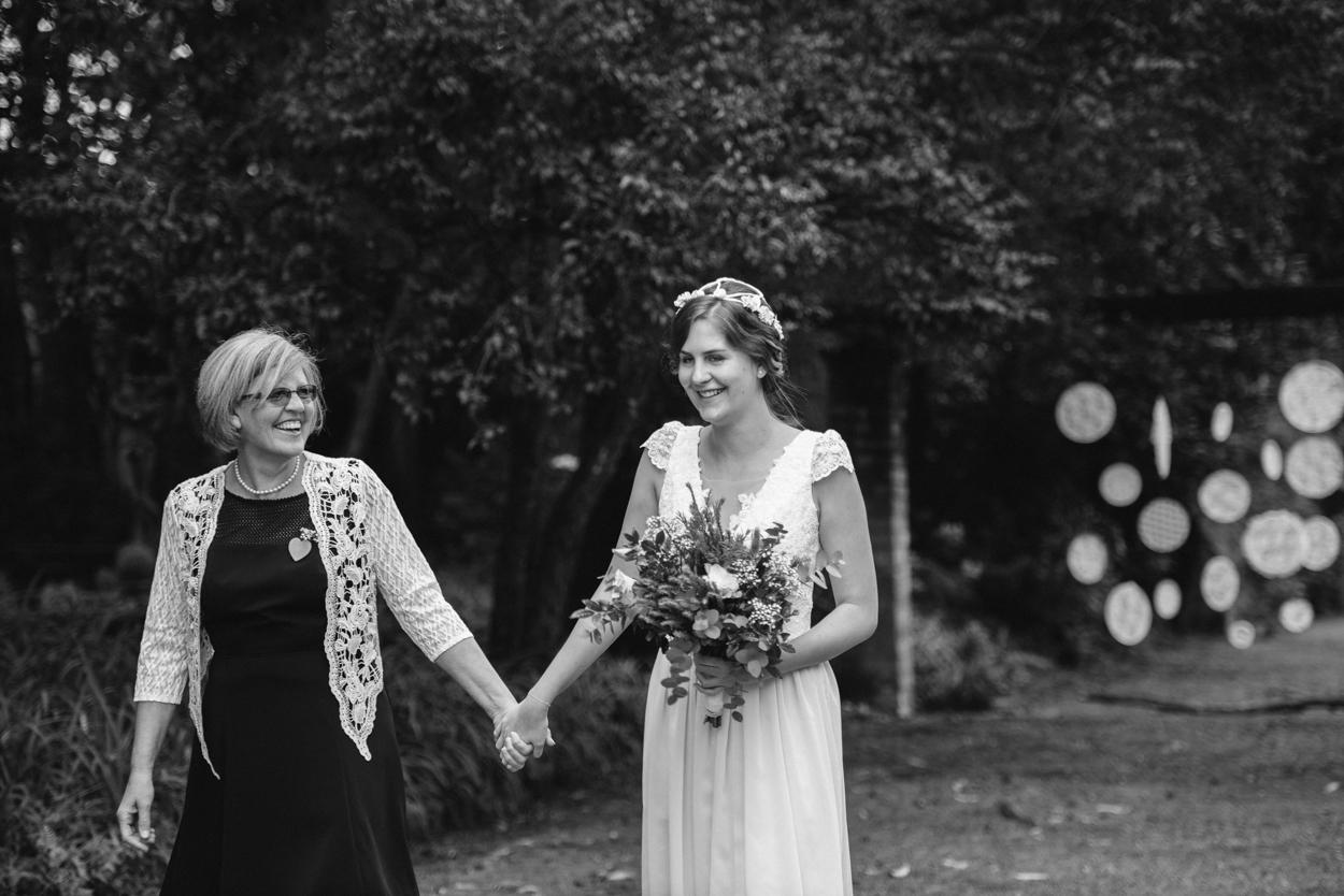 mother walking bride down the aisle london.jpg