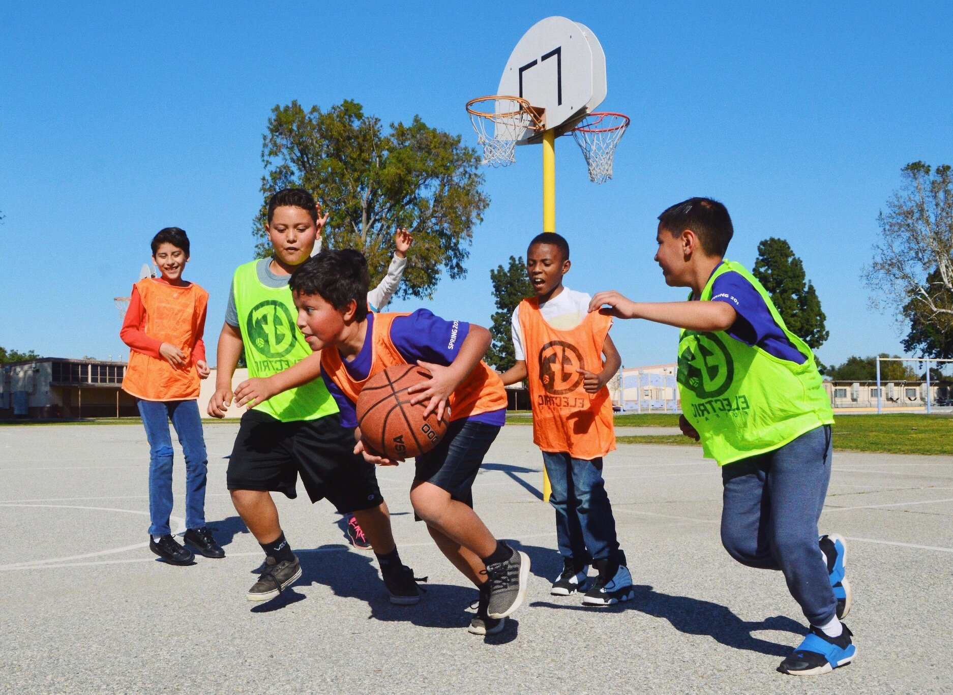 Register - HFA's after-school sports programs are open to all boys and girls in grades 1-5. Learn more about our programs' locations and times.