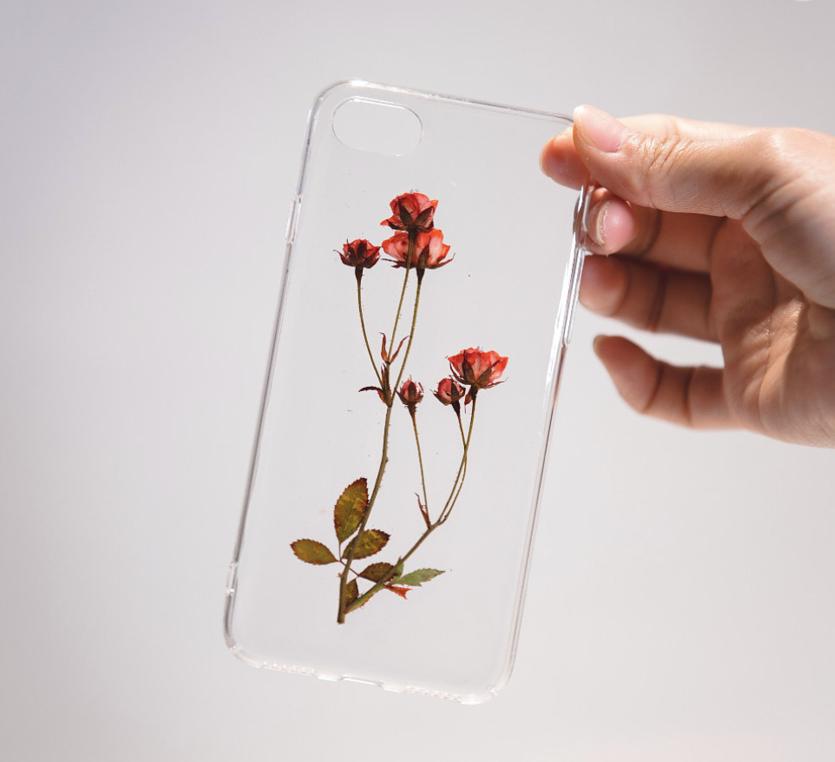 3 Enchanted Roses -