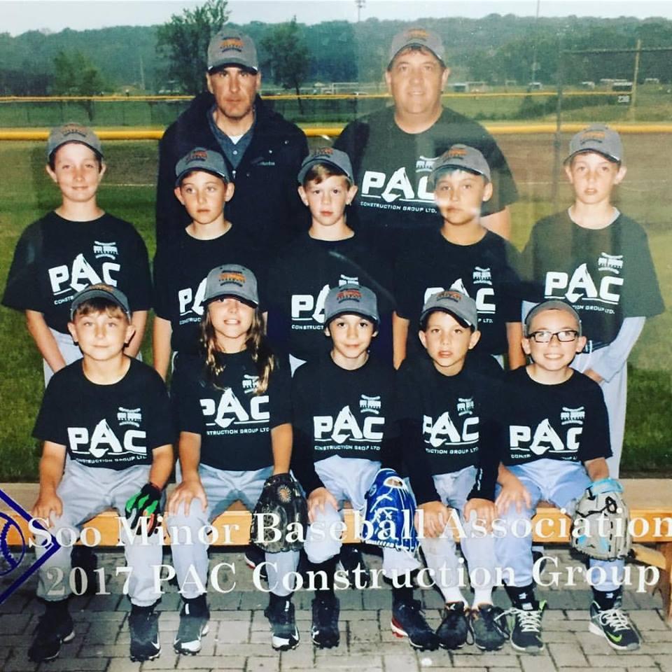 Soo Minor Baseball Sponsorship