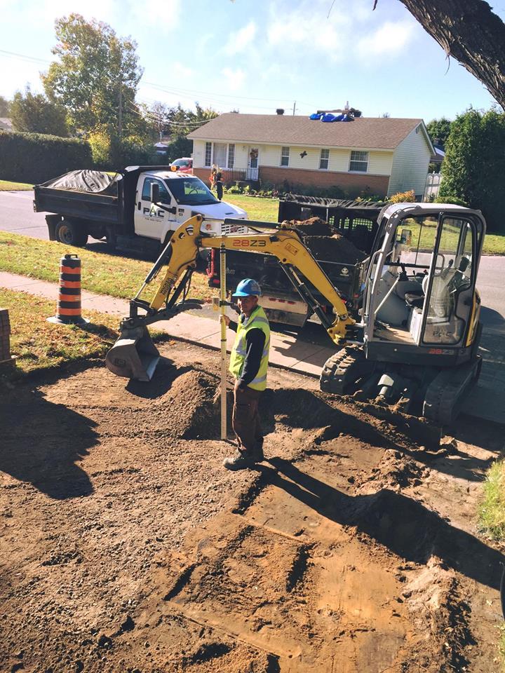 Driveway Excavation and Prep or Interlock Stone