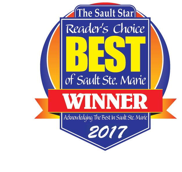 """Voted """"Best"""" Landscape Company Sault Ste. Marie in 2017."""