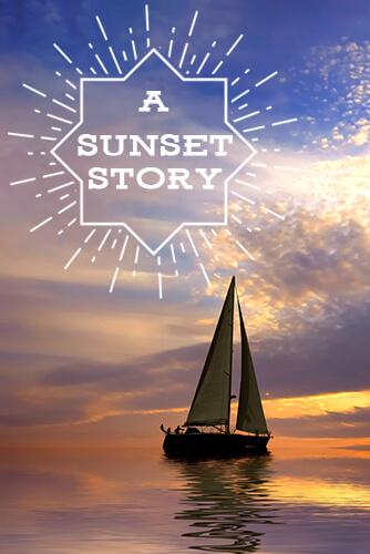 Sunset Luxury Sail