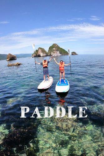 Paddle Board or Kayak Los Arcos