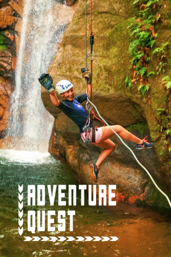 Copy of Copy of Zipline Adventure
