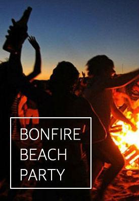 Friday July 5  9PM  Bonfire Party | Mismaloya