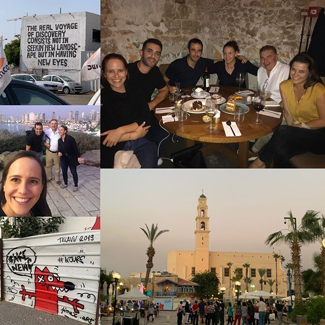 Great time in Jaffa #telaviv with this awesome crew!Fabric@commonsenserobotics