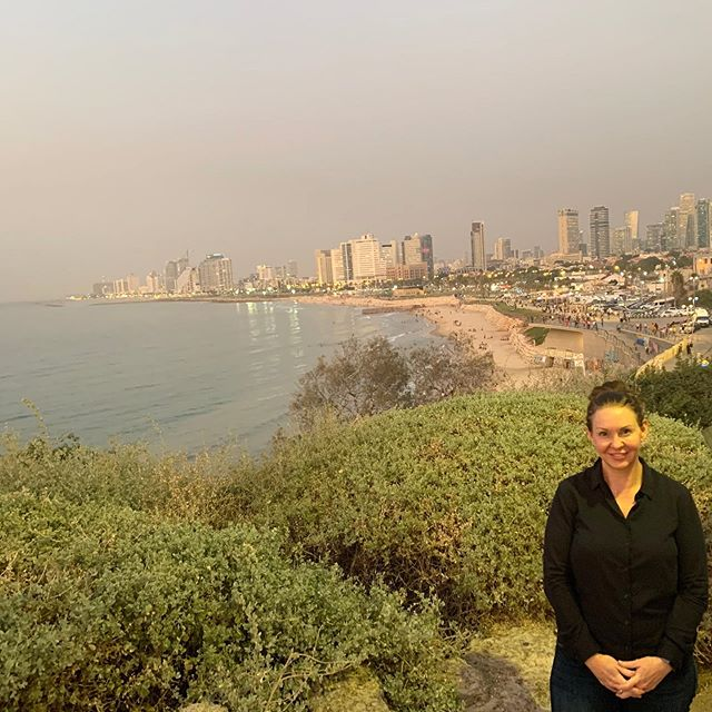 What a view! #telaviv #jaffa