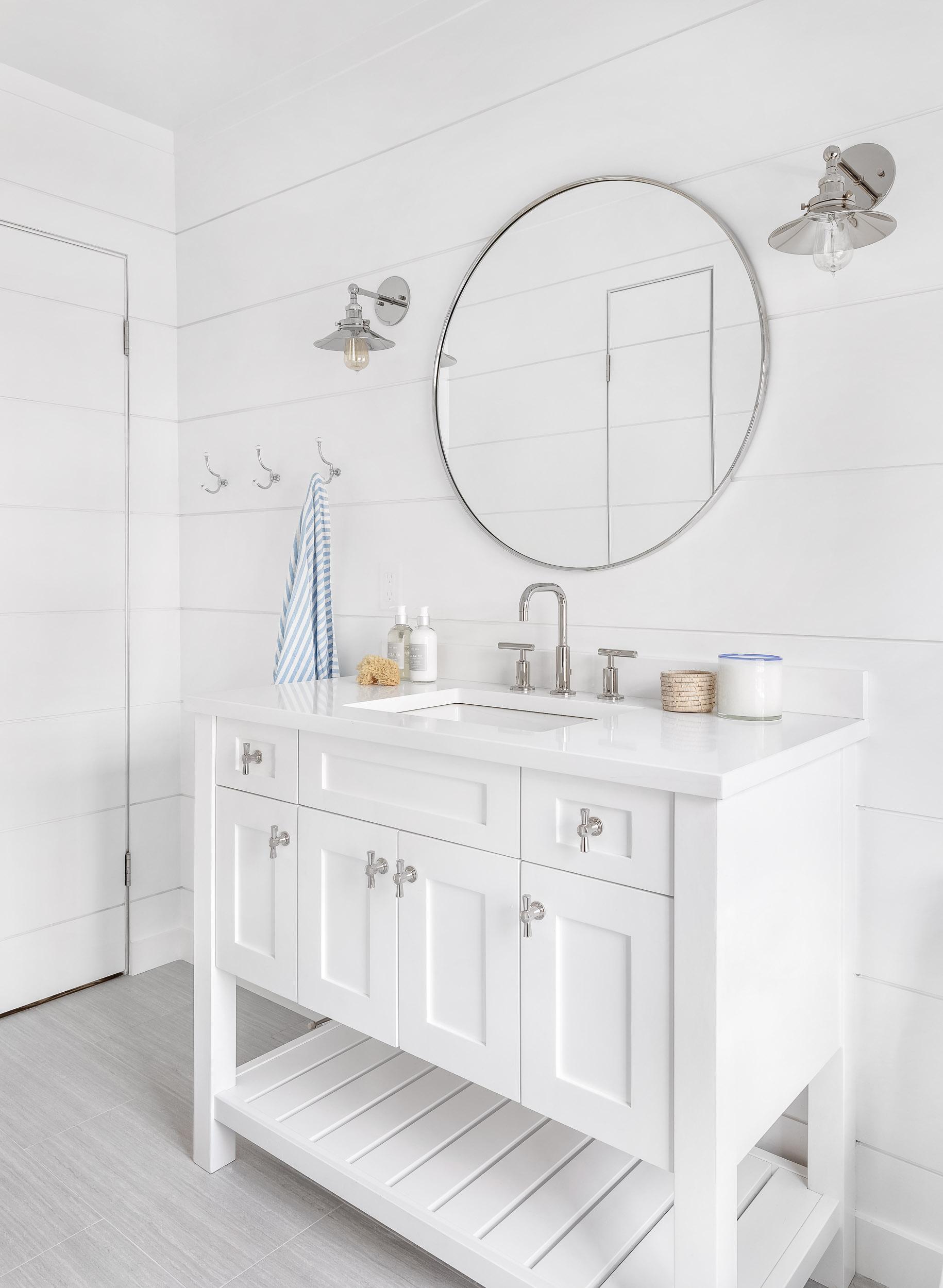 parker and parker design-interior design photography-darien ct-white bathroom-shiplap walls and vanity.jpg