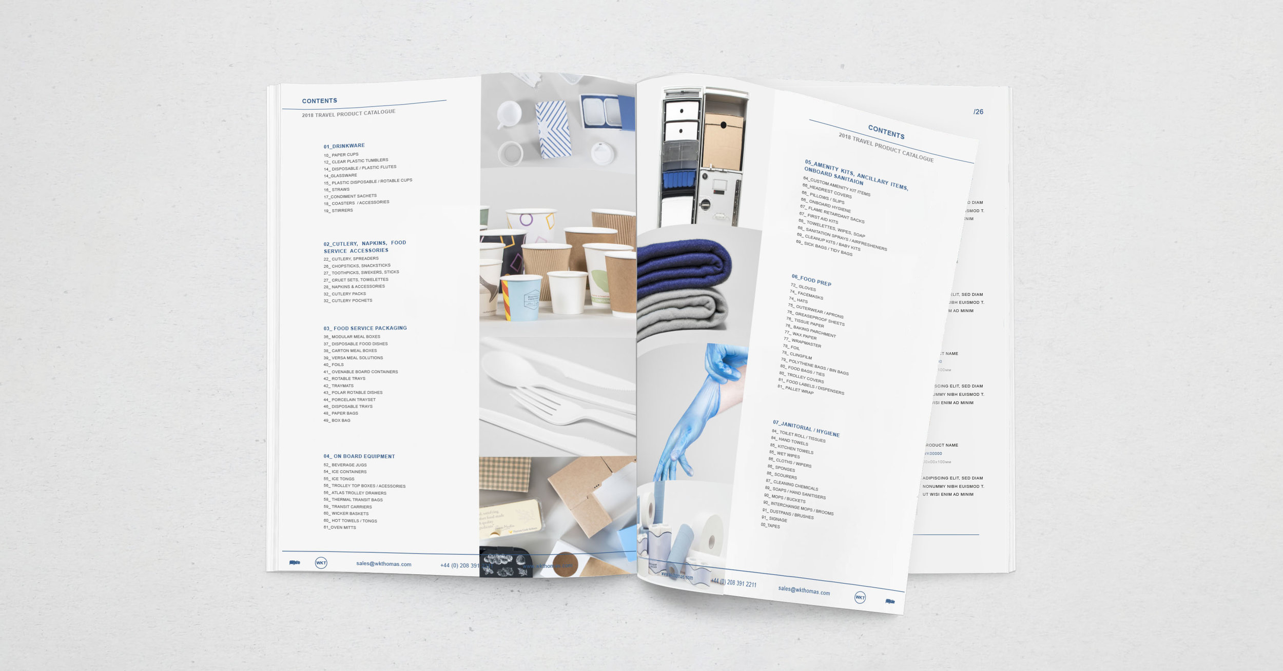Retail Catalogue - Click to view our 2018 edition