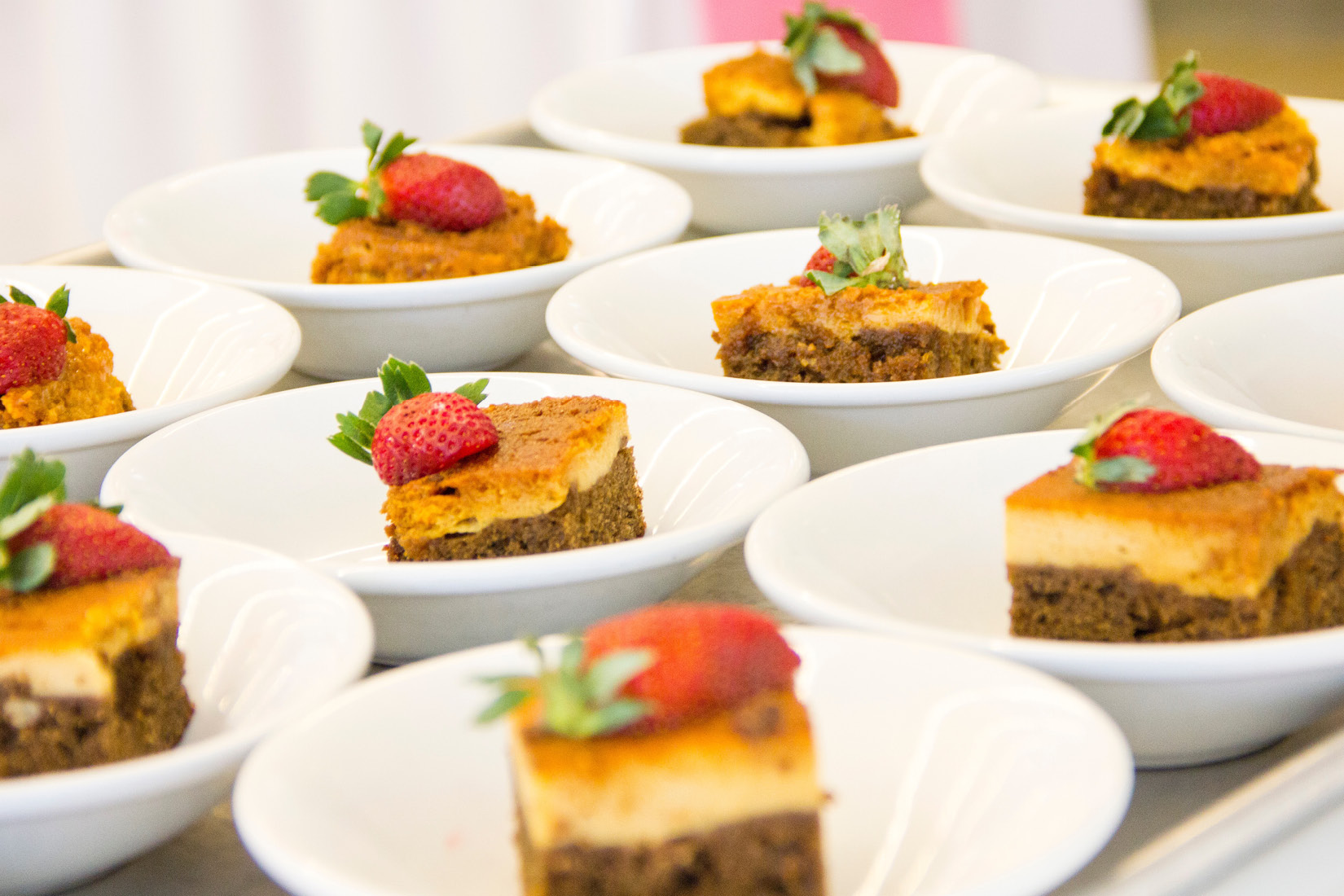 Contract Catering - We stock a wide variety of products for food prep, production and elegant presentation.