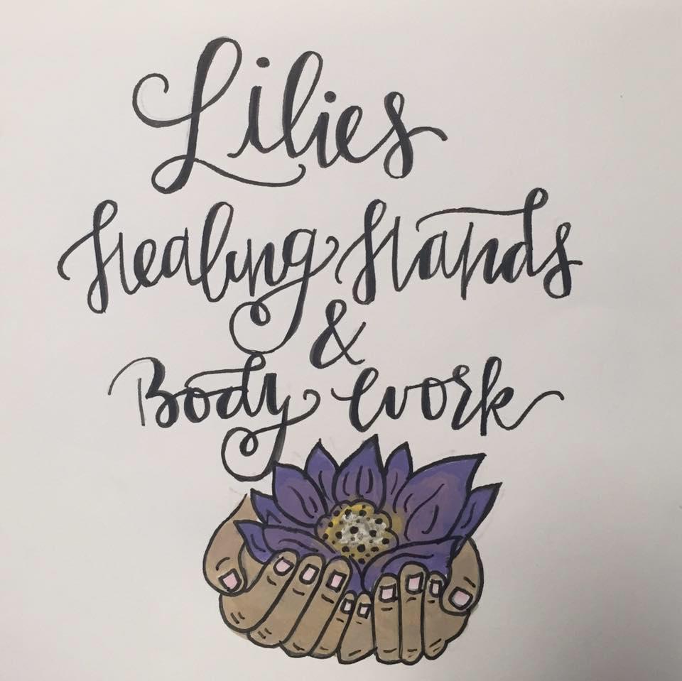 Lilies Healing Hands
