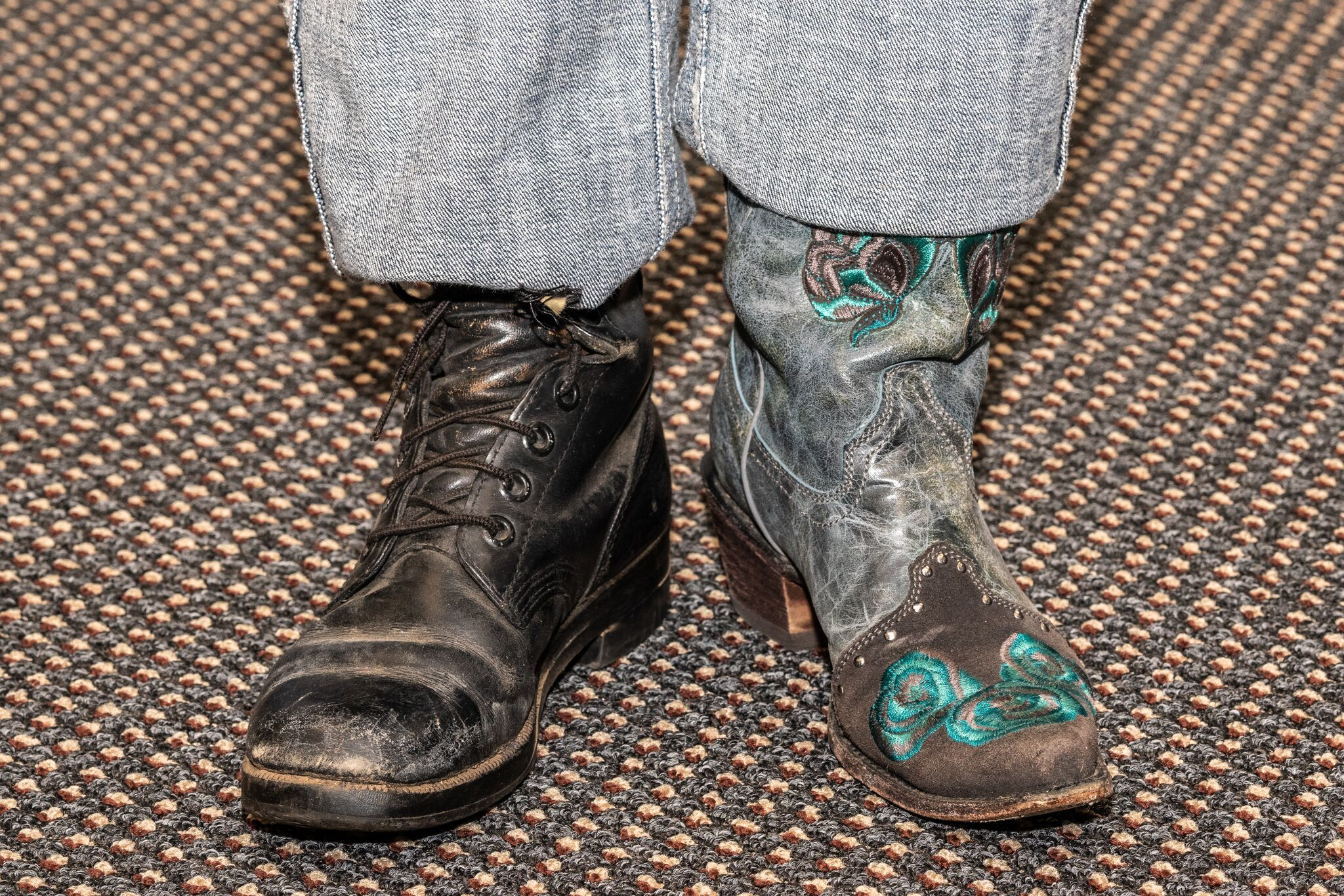 City of Lucas City Manager, Joni Clarke, still has her combat boots