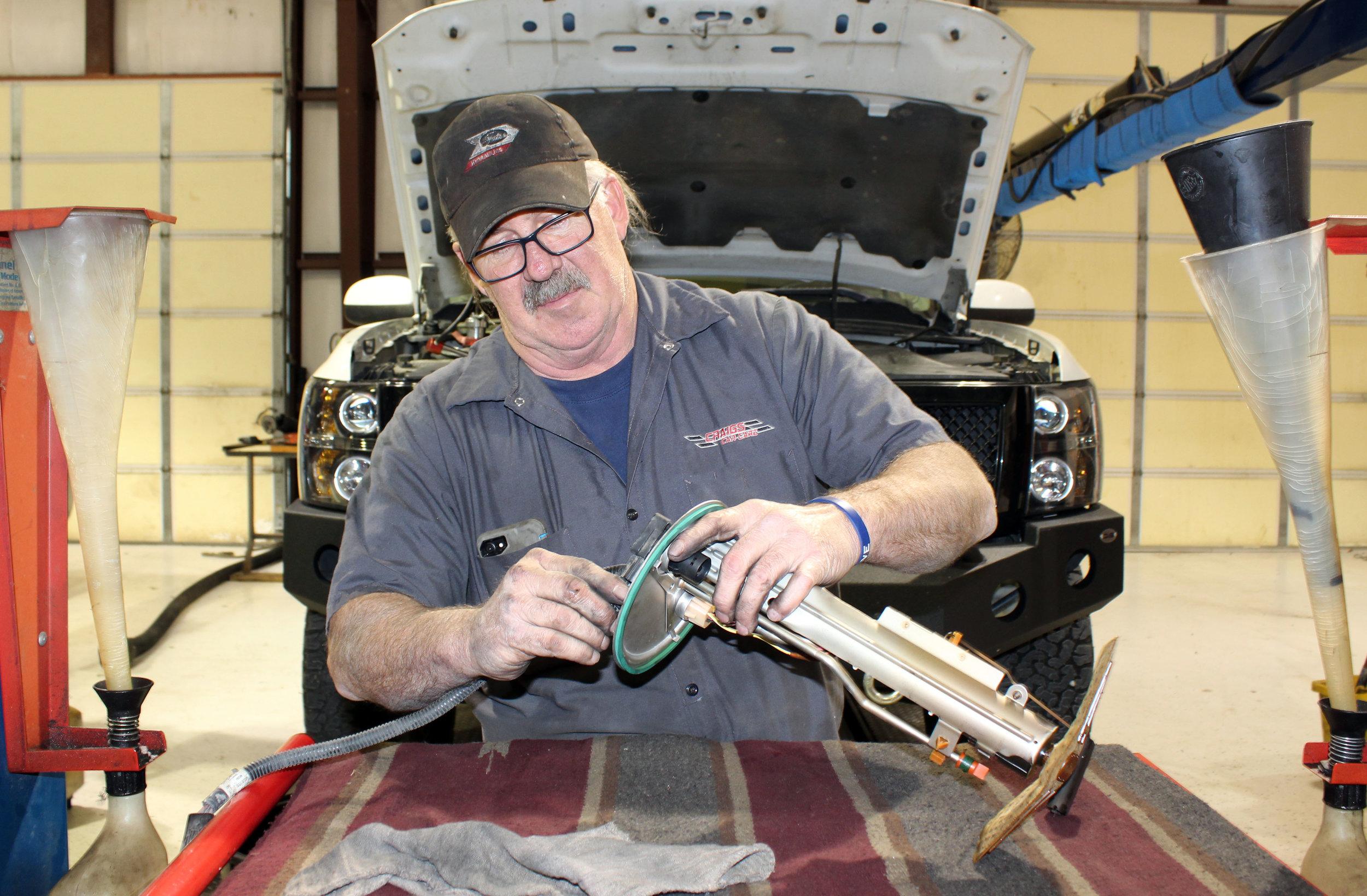 Craig's Car Care was established in 1996.