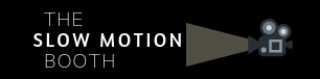 - Want to give your guests the ultimate experience? The Slow Motion Booth provides high-end entertainment. Step inside, film 8 second clips, and enjoy them instantly as they play back in slow motion!