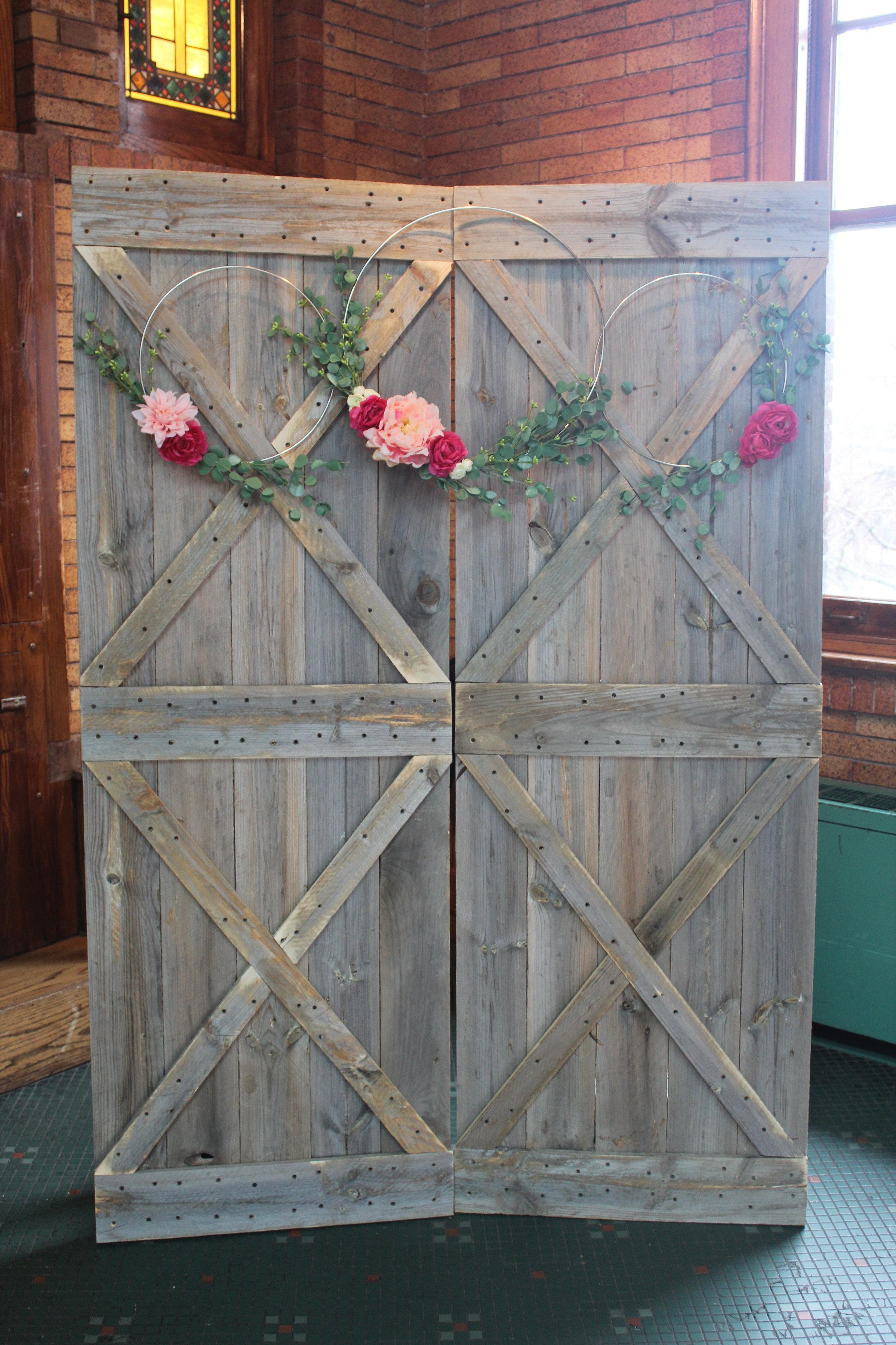Barn Doors - 6ft H