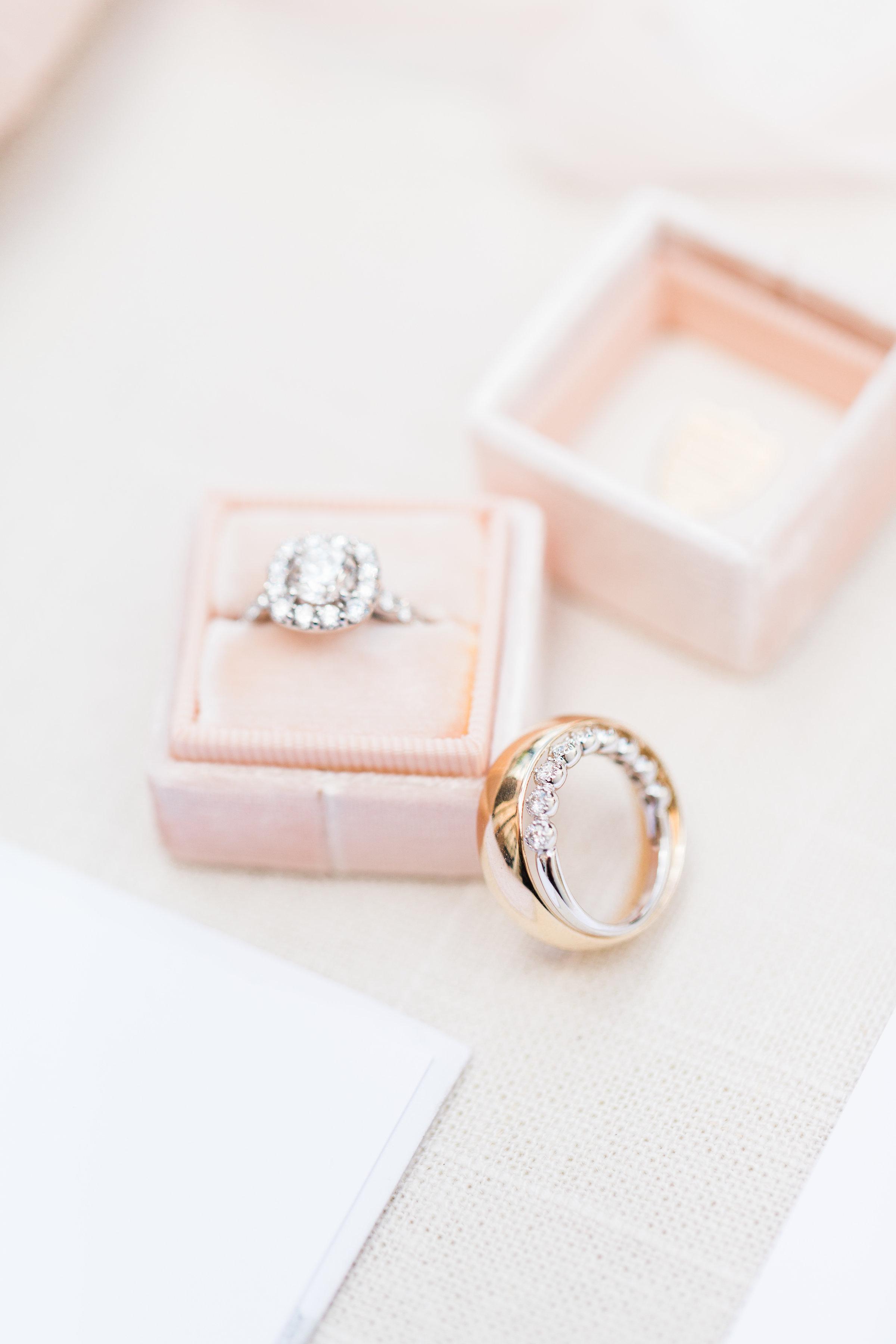 Blush Ring Box