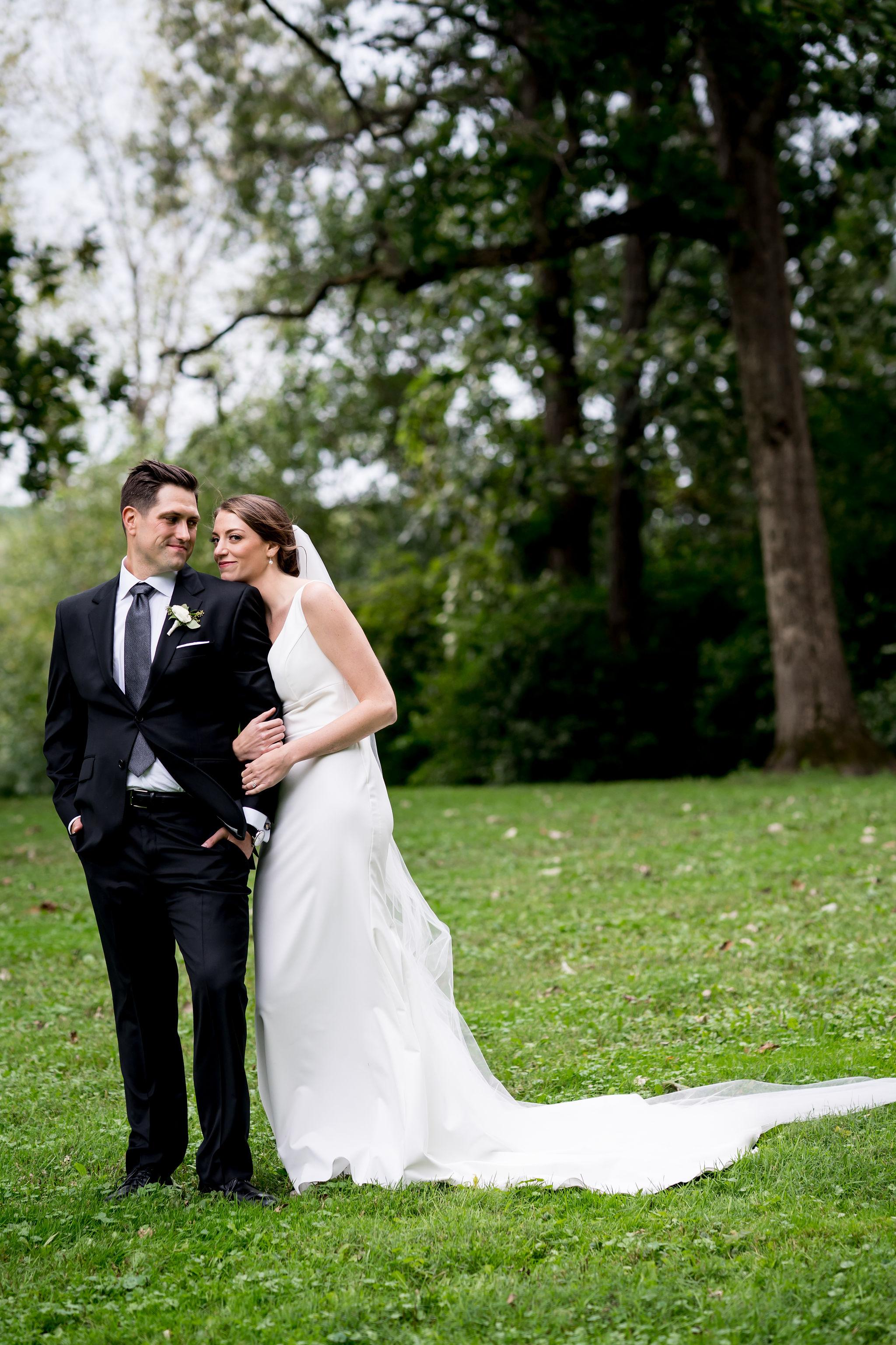 Tessa & Richard -