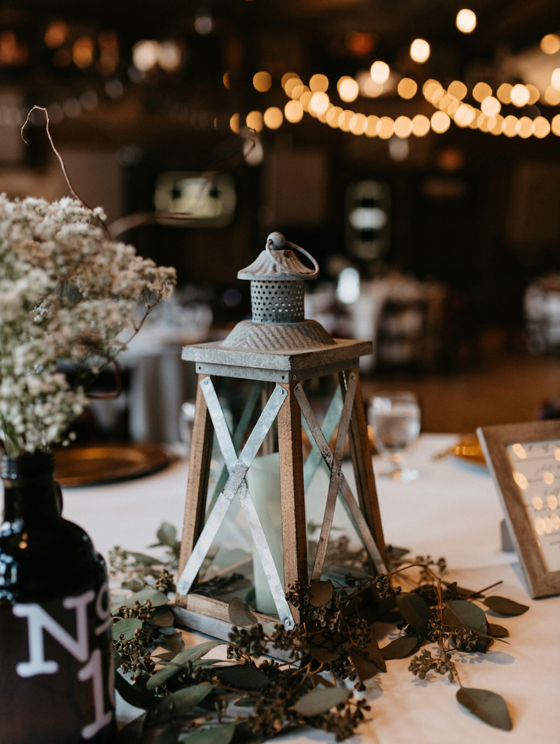 Rustic Lanterns - Qty 24