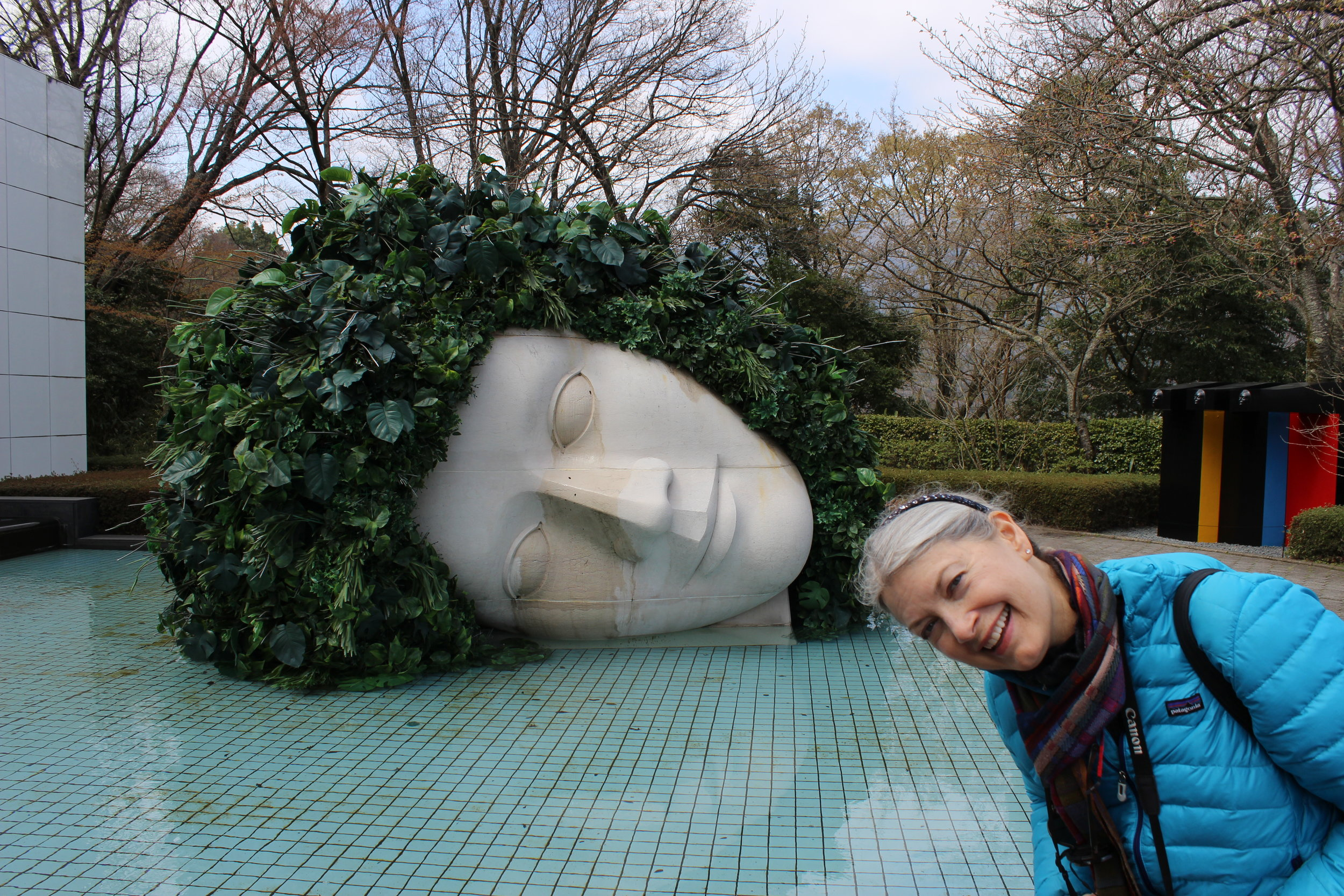 Outdoor Museum in Japan