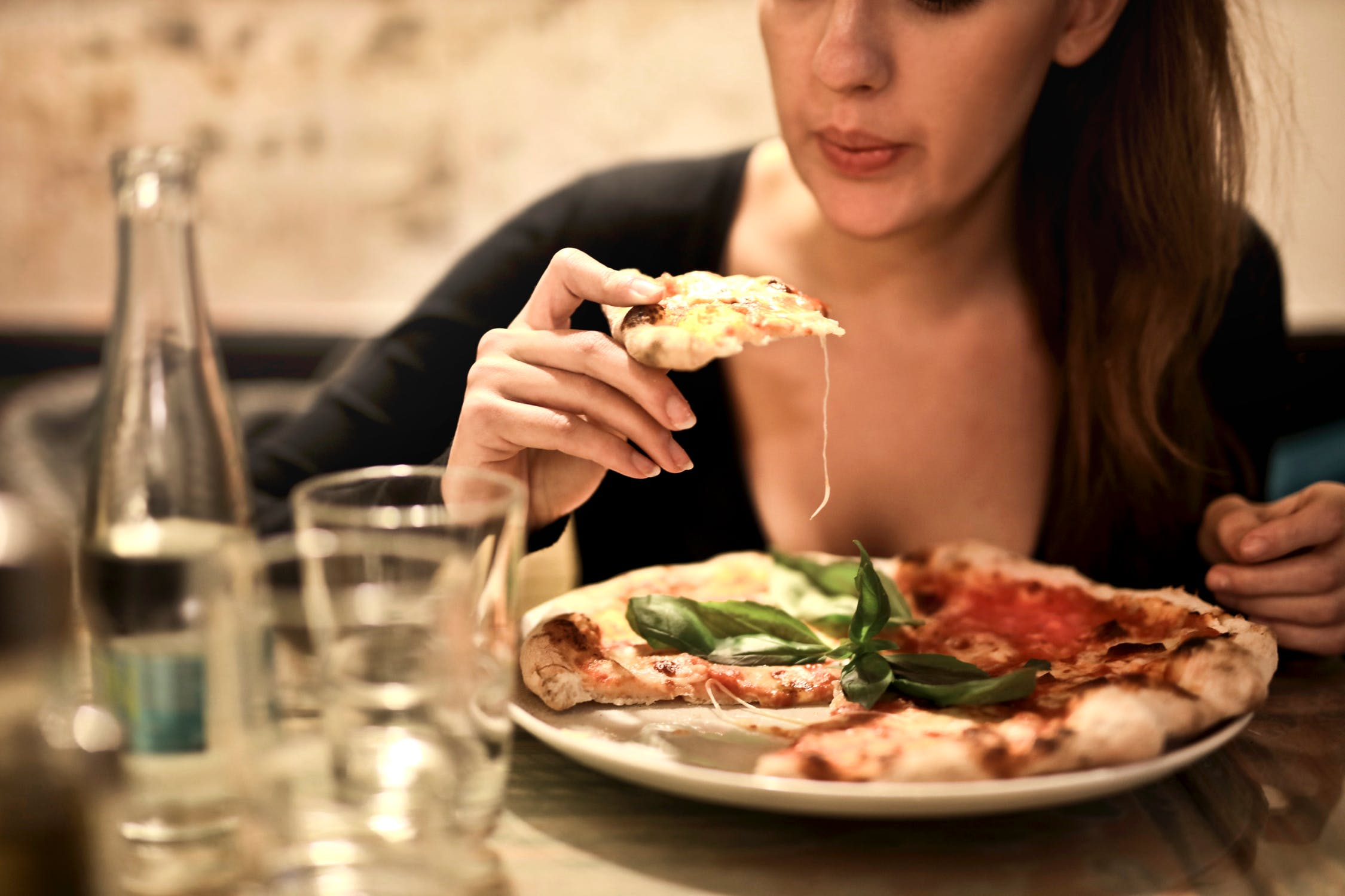 GREAT PIZZA? CLICK HERE