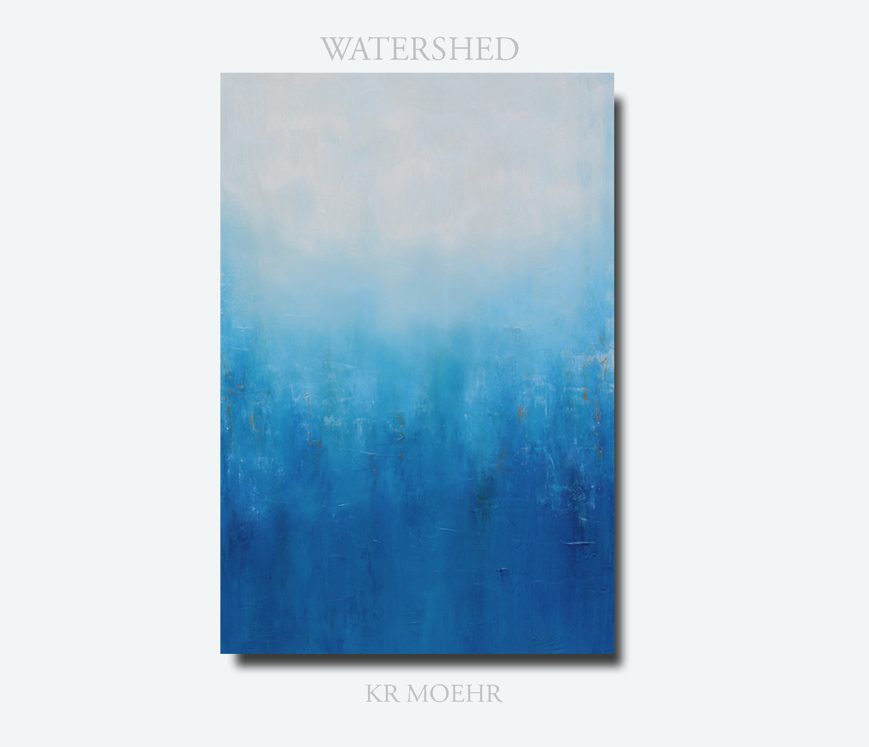 WATERSHED BY KR MOEHR - SOLD