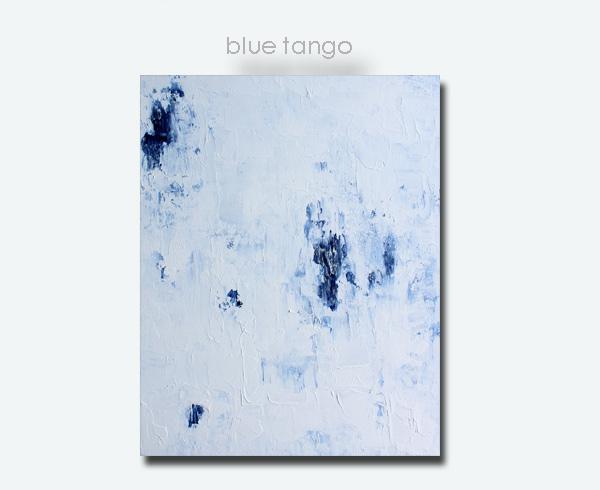 BLUE TANGO  by KR MOEHR